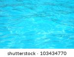 ripples on a water surface in a ... | Shutterstock . vector #103434770