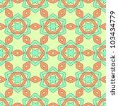 abstract seamless pattern... | Shutterstock .eps vector #103434779