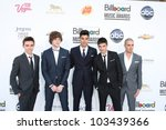 las vegas   may 20  the wanted... | Shutterstock . vector #103439366
