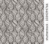 decorative raster seamless wave ... | Shutterstock . vector #1034394766
