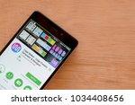bekasi  west java  indonesia.... | Shutterstock . vector #1034408656