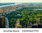 central park   manhattan   new... | Shutterstock . vector #1034463793