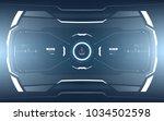 sci fi concept of future vector ...