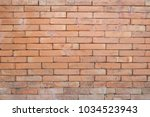 old brick wall texture for... | Shutterstock . vector #1034523943