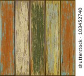 old color wooden texture... | Shutterstock .eps vector #103452740