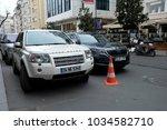 istanbul  turkey   february 24  ...   Shutterstock . vector #1034582710