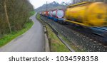 Small photo of Unfocused goods train to circulate at high speed in the Basque Country