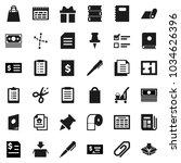 flat vector icon set   cleaner... | Shutterstock .eps vector #1034626396
