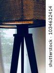 interior lamp decoration in... | Shutterstock . vector #1034632414