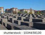 berlin  germany  april 21  2016 ... | Shutterstock . vector #1034658130