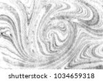 black and white grunge texture. ... | Shutterstock .eps vector #1034659318