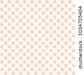 checkered pattern with flowers. ...   Shutterstock .eps vector #1034705404