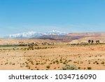 high atlas also called the...   Shutterstock . vector #1034716090