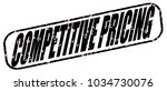 competitive pricing vintage... | Shutterstock . vector #1034730076