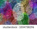 diversity identity and privacy... | Shutterstock . vector #1034738296