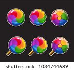 special candy rainbow set  ...