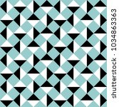 abstract geometric pattern ... | Shutterstock .eps vector #1034863363