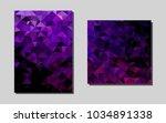 dark purplevector cover for...