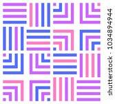bright tile pattern | Shutterstock .eps vector #1034894944