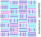 bright tile pattern | Shutterstock .eps vector #1034894950