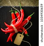A Composition Of Chili Pepper....