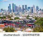 landscape view of melbourne's... | Shutterstock . vector #1034946958