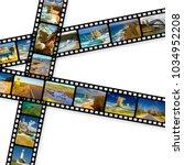 photo collage australia. great... | Shutterstock . vector #1034952208