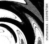 black and white grunge stripe... | Shutterstock . vector #1034987584