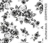 abstract elegance seamless... | Shutterstock .eps vector #1034995423