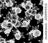 abstract elegance seamless... | Shutterstock .eps vector #1034995513