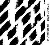 black and white grunge stripe... | Shutterstock .eps vector #1035024526
