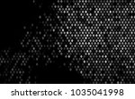 dark silver  gray vector blurry ... | Shutterstock .eps vector #1035041998