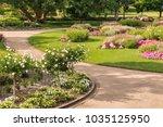 Floral Display In City Botanic...