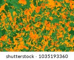 chaotic background. abstract... | Shutterstock .eps vector #1035193360