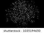 dark silver  gray vector ... | Shutterstock .eps vector #1035194650