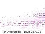 dark pink vector red banner... | Shutterstock .eps vector #1035237178