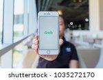chiang mai  thailand   feb 22... | Shutterstock . vector #1035272170