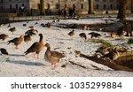 london snow park | Shutterstock . vector #1035299884