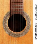 guitar close up | Shutterstock . vector #103530860