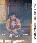 bagan  myanmar   january 6 ... | Shutterstock . vector #1035311749