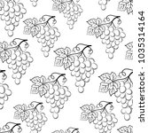 seamless pattern  bunch of... | Shutterstock . vector #1035314164