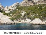 a wonderful creek in the... | Shutterstock . vector #1035317293