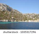 a wonderful creek in the... | Shutterstock . vector #1035317296
