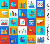 infographic elements icons set. ...