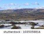 lancashire view from longridge... | Shutterstock . vector #1035358816