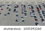 auto parking in front of a... | Shutterstock . vector #1035392260