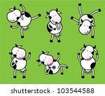 action,animal,bizarre,caricature,cartoon,cattle,character,cheerful,collection,comic,cow,crazy,dairy,dance,down