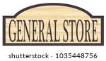 General Store Stylish Wooden...