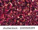 Hibiscus Tea Background. Close...