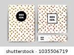 light orange vector cover for... | Shutterstock .eps vector #1035506719